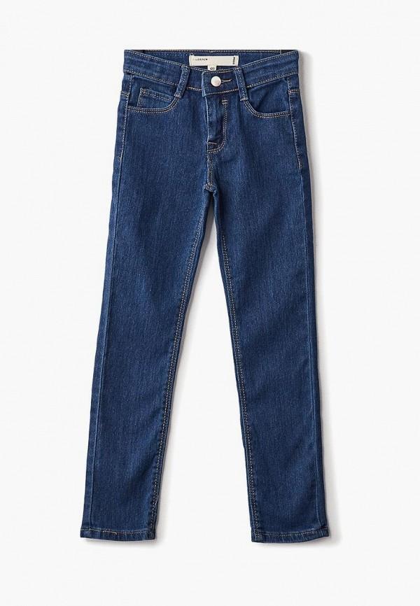 джинсы modis для девочки, синие