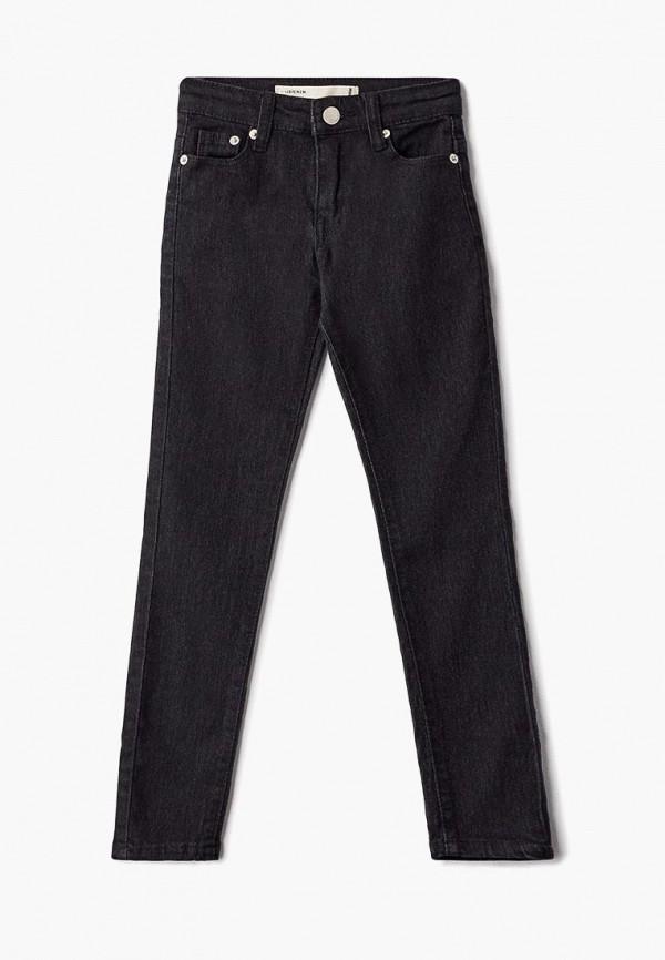 джинсы modis для девочки, черные