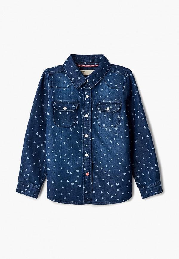 Рубашка джинсовая Modis Modis MO044EGCCPH4 цена и фото
