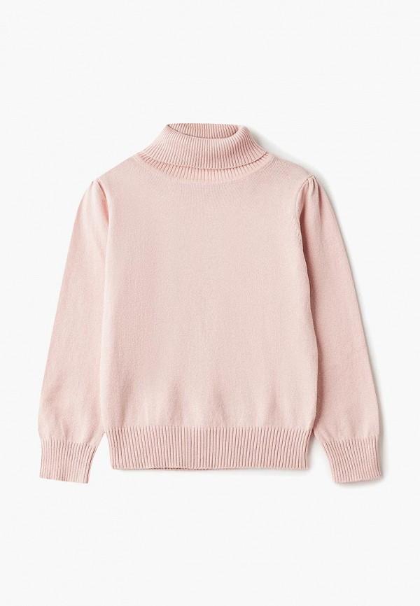 водолазка modis для девочки, розовая