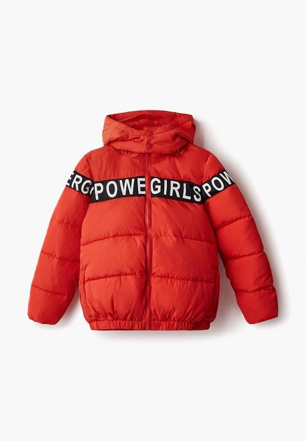 Куртка для девочки утепленная Modis M182K00249