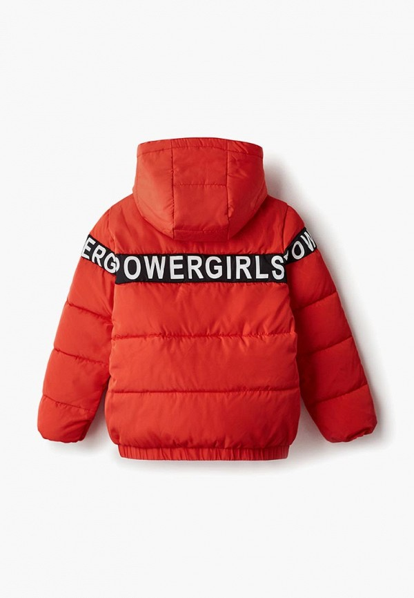 Куртка для девочки утепленная Modis M182K00249 Фото 2