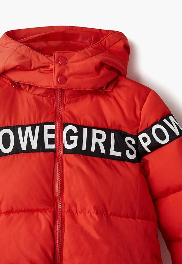 Куртка для девочки утепленная Modis M182K00249 Фото 3