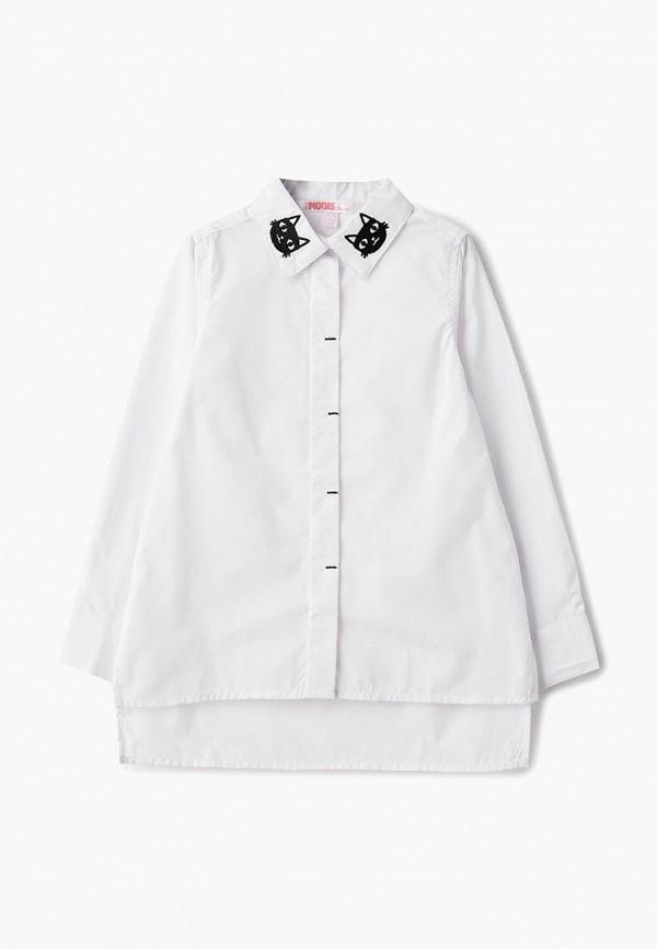 Рубашка для девочки Modis M182K00321