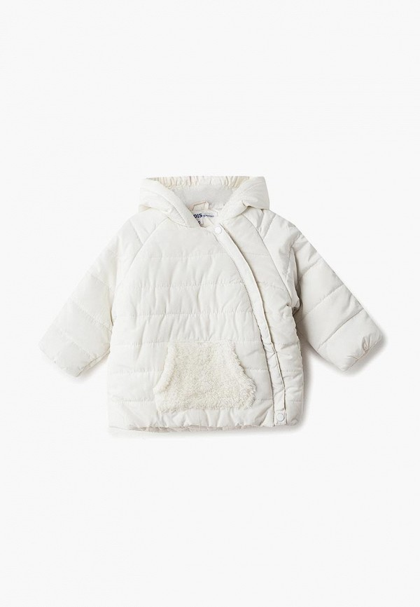 Куртка для девочки утепленная Modis M182K00489