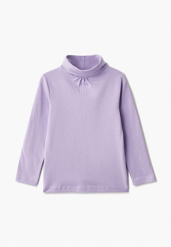 водолазка modis для девочки, фиолетовая