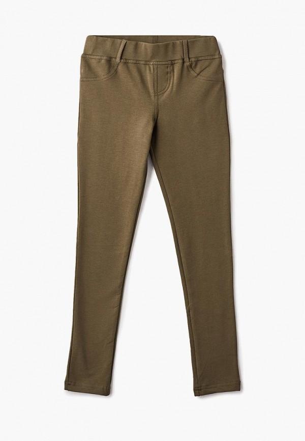 брюки modis для девочки, хаки