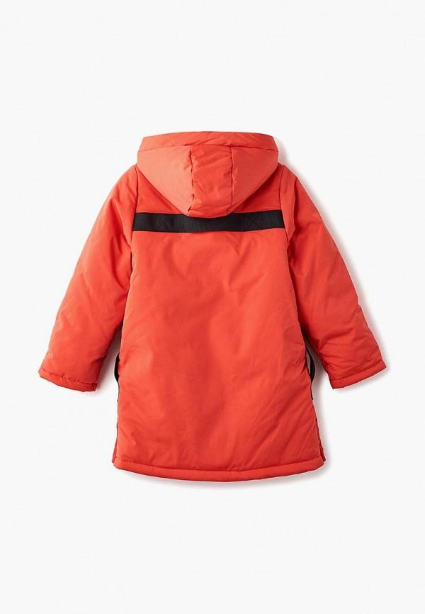 Куртка для девочки утепленная Modis M182K00537 Фото 2