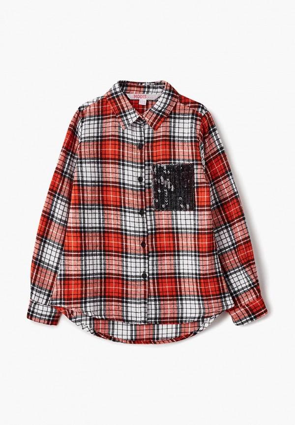 Рубашка для девочки Modis M182K00583
