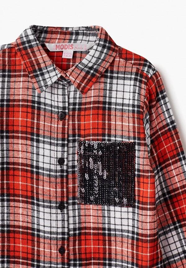 Рубашка для девочки Modis M182K00583 Фото 3