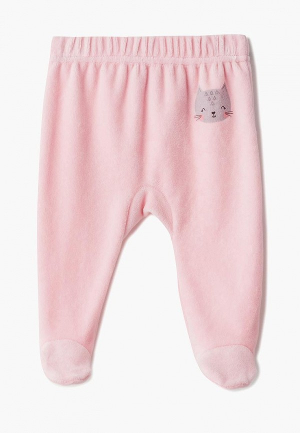 ползунки modis для девочки, розовые