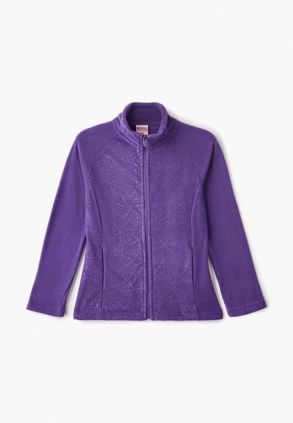 олимпийка modis для девочки, фиолетовая