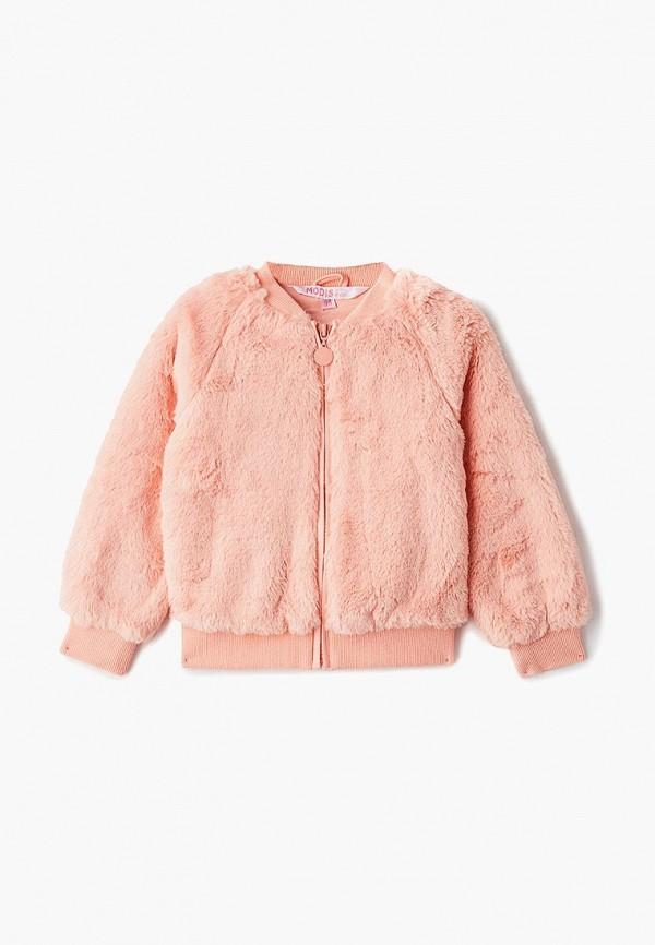 Куртка Modis Modis M191K00943 розовый фото