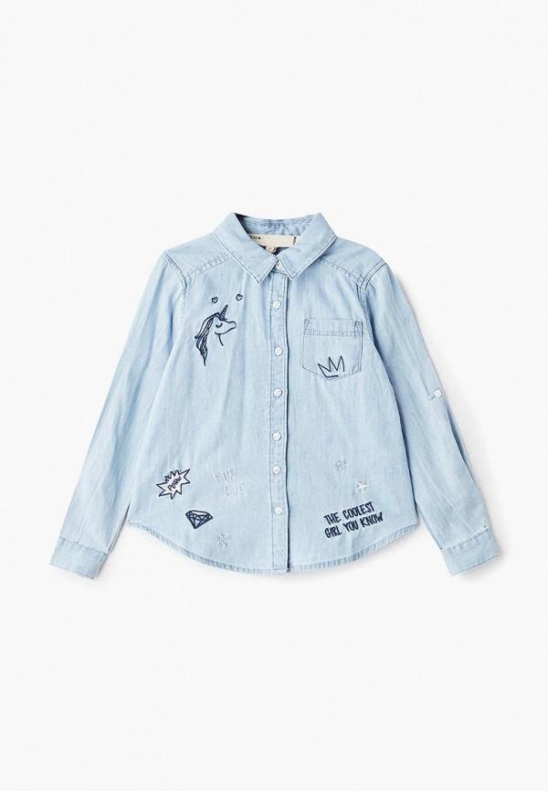 Рубашка джинсовая Modis Modis MO044EGEWDG3