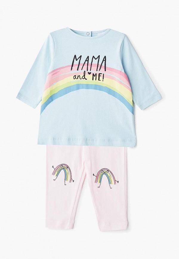 костюм modis для девочки, разноцветный