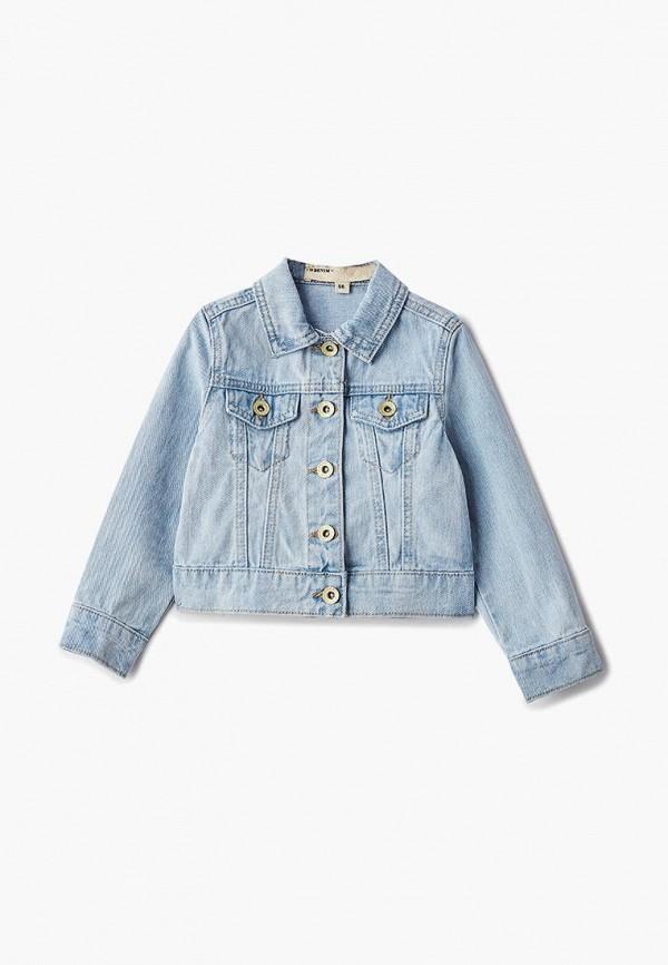 купить Куртка джинсовая Modis Modis MO044EGFAQF7 недорого