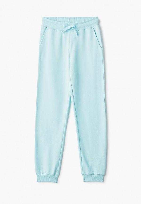 спортивные брюки modis для девочки, бирюзовые