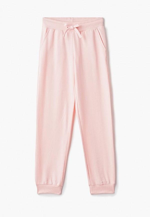 спортивные брюки modis для девочки, розовые