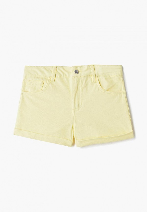 шорты modis для девочки, желтые