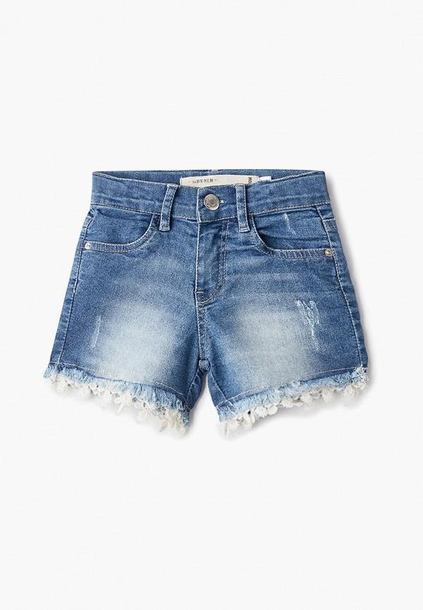 где купить Шорты джинсовые Modis Modis MO044EGFEEC1 дешево