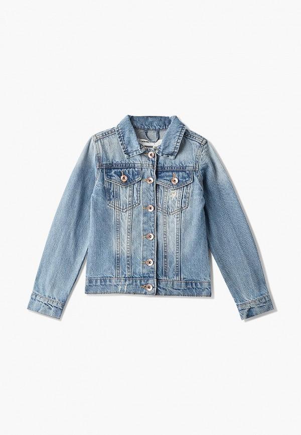 купить Куртка джинсовая Modis Modis MO044EGFENI6 недорого