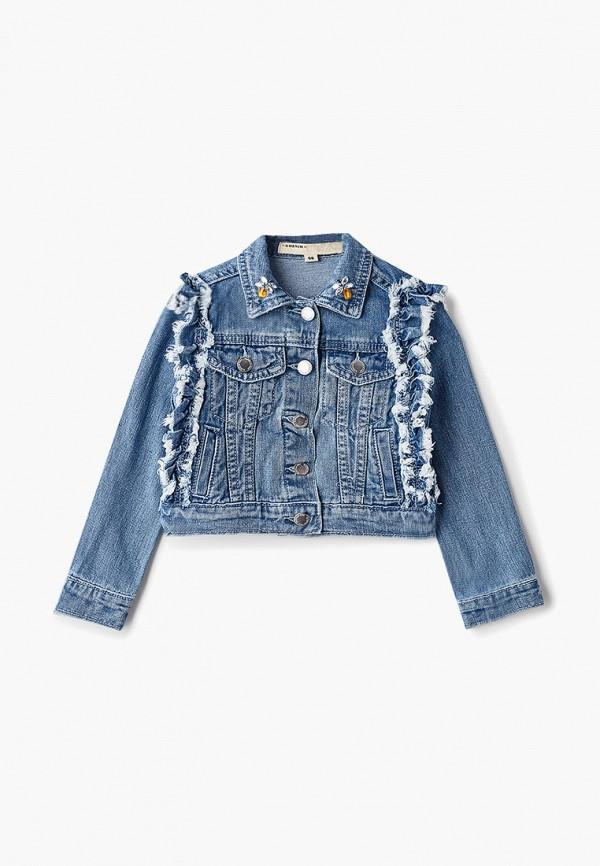 Куртка джинсовая Modis Modis MO044EGFENI9