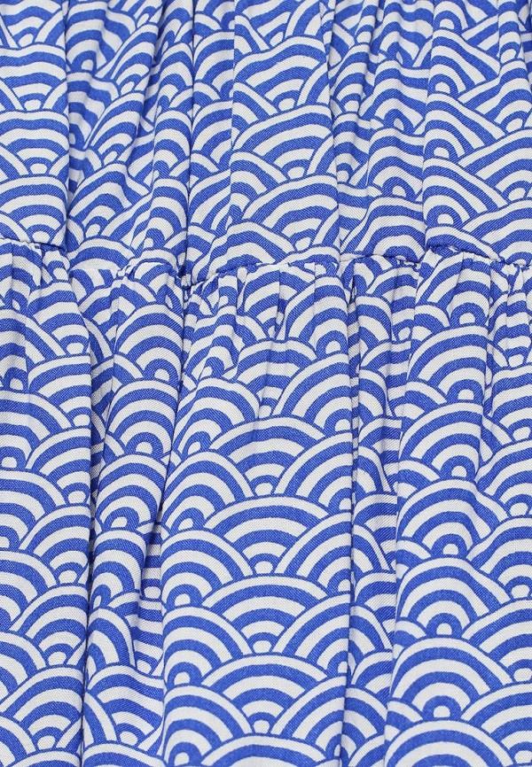 Фото 3 - Юбку Modis синего цвета