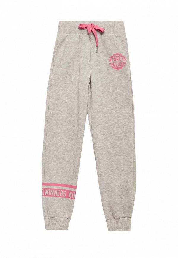 спортивные спортивные брюки modis для девочки, серые