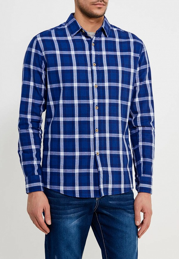 Купить Рубашка Modis, MO044EMAGPU7, синий, Весна-лето 2018