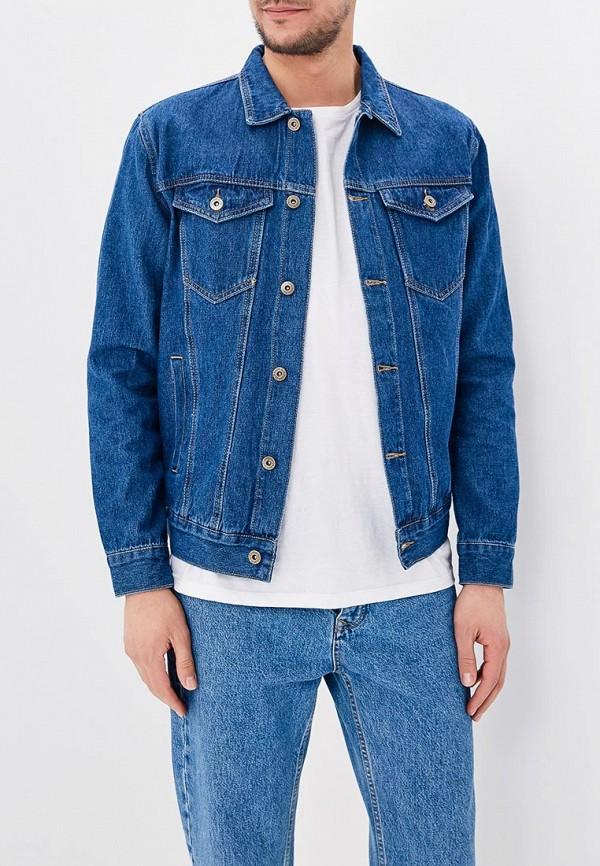 Куртка джинсовая Modis Modis MO044EMAXYL3 майка борцовка print bar super mario world