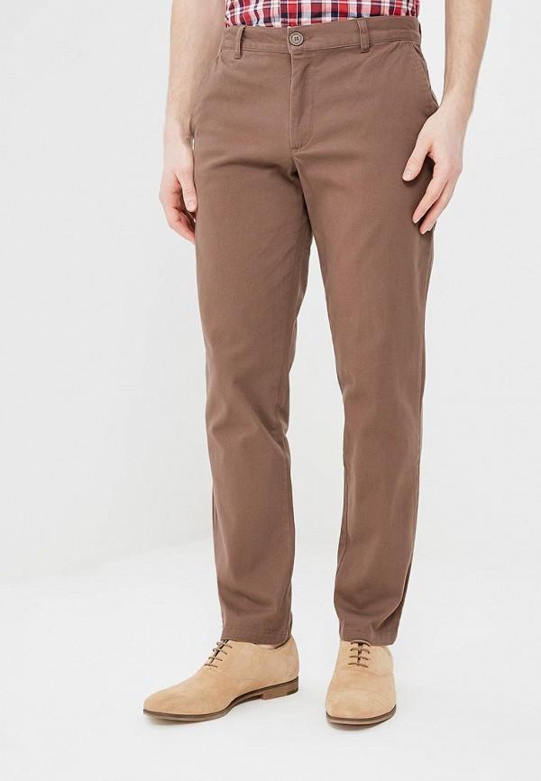 мужские повседневные брюки modis, коричневые