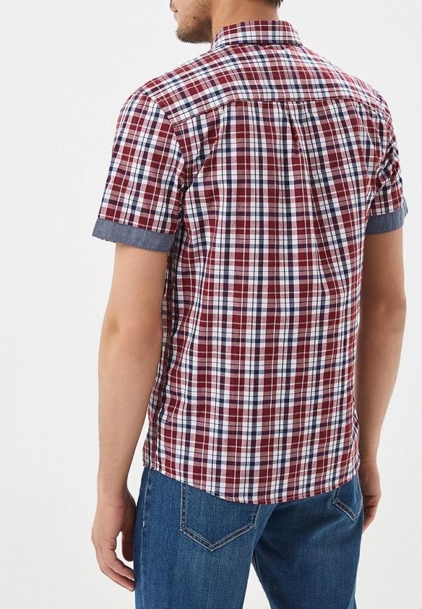 Фото 3 - мужскую рубашку Modis красного цвета