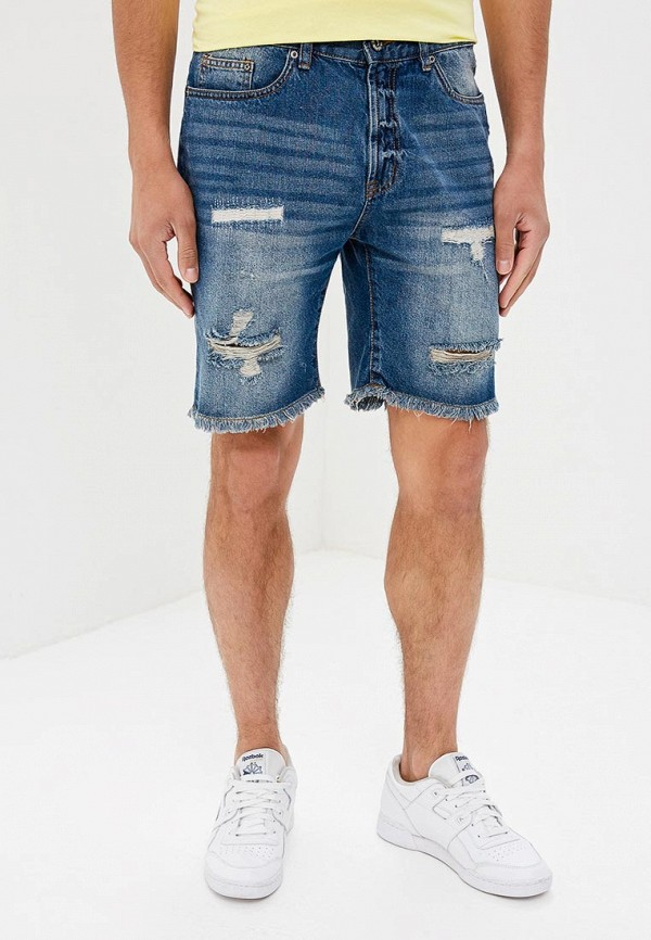 Шорты джинсовые Modis Modis MO044EMBNVZ2 шорты джинсовые modis modis mo044embebd0