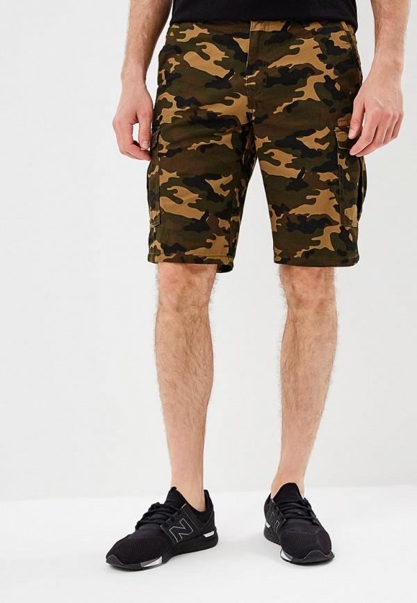 мужские повседневные шорты modis, хаки