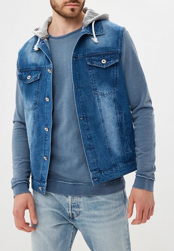 где купить Жилет джинсовый Modis Modis MO044EMBTEQ2 по лучшей цене