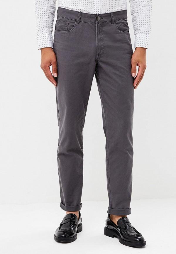 мужские повседневные брюки modis, серые