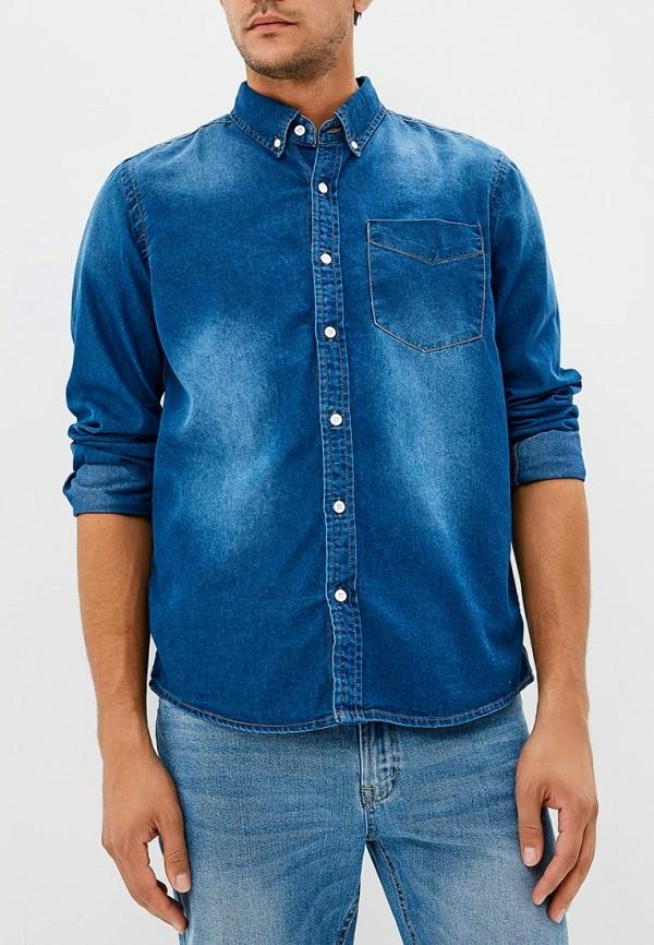 Рубашка джинсовая Modis Modis MO044EMCHLO9 рубашка modis modis mo044ebblmc8