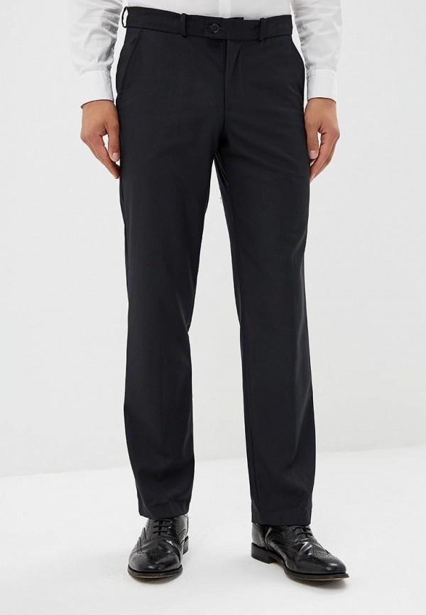 мужские зауженные брюки modis, серые