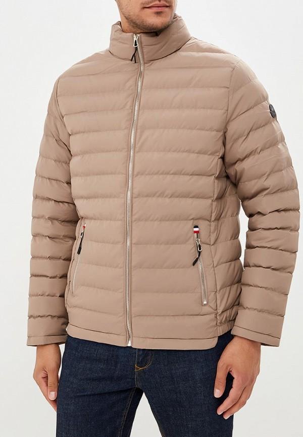 Купить Куртка утепленная Modis, mo044emcnnz4, бежевый, Осень-зима 2018/2019