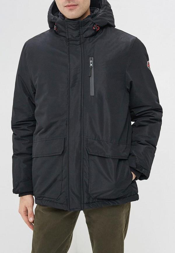 мужская куртка modis, черная
