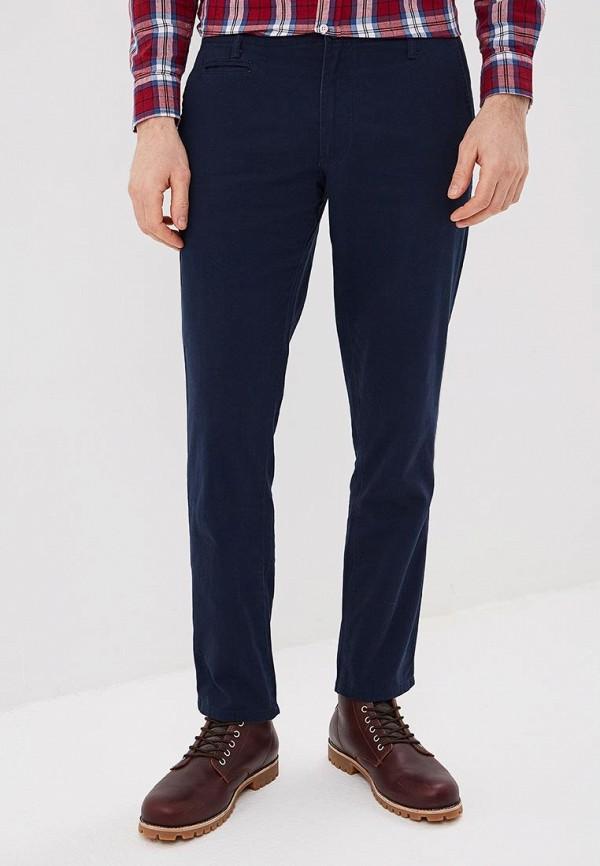 мужские прямые брюки modis, синие