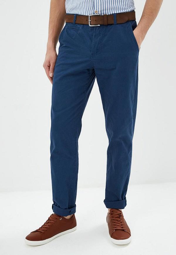 мужские брюки чинос modis, синие