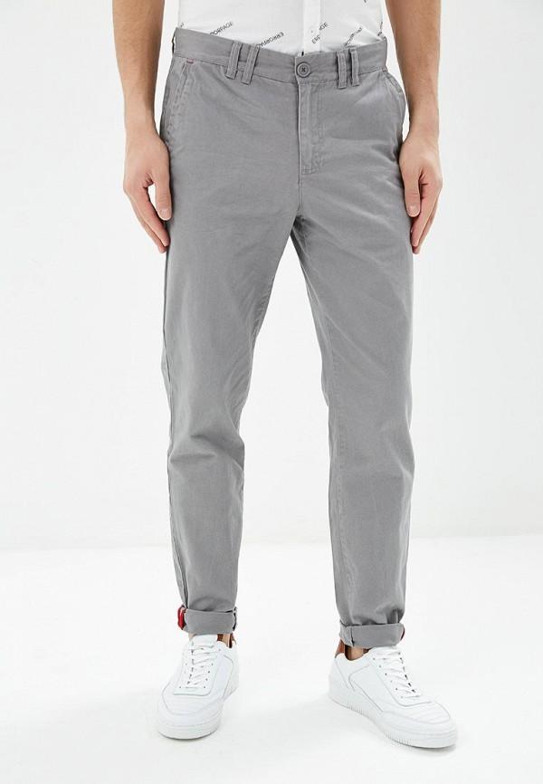 мужские брюки чинос modis, серые