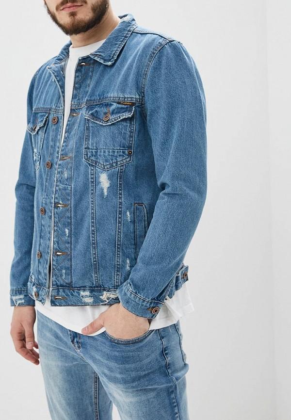 купить Куртка джинсовая Modis Modis MO044EMFCLO7 недорого