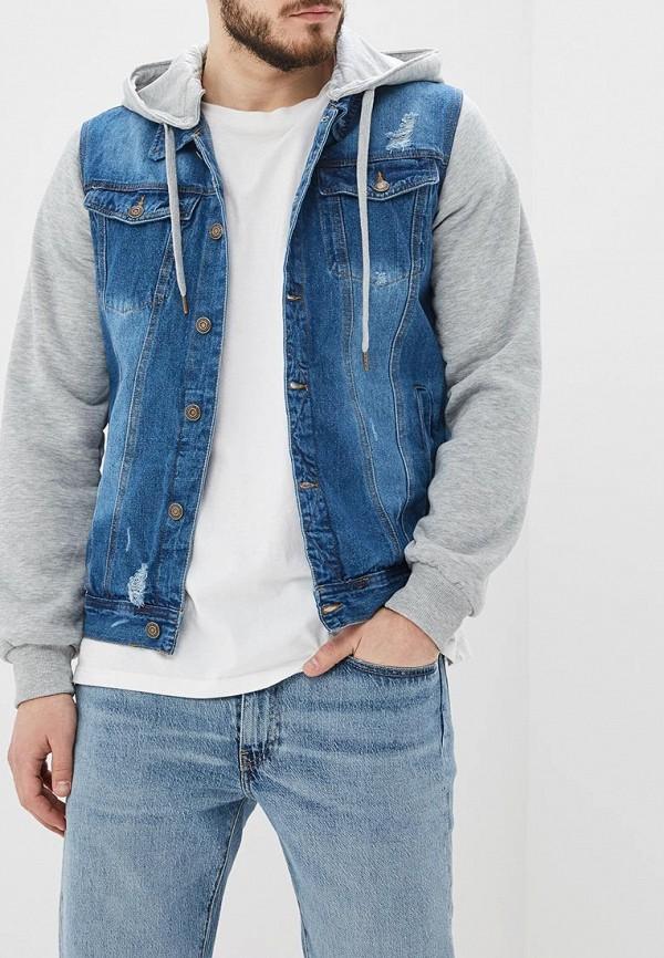 купить Куртка джинсовая Modis Modis MO044EMFCLO8 недорого