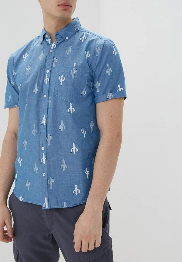 цена Рубашка Modis Modis MO044EMFCUK1 онлайн в 2017 году