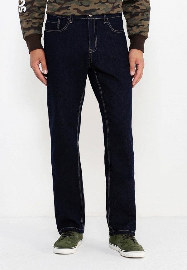 мужские прямые джинсы modis, синие