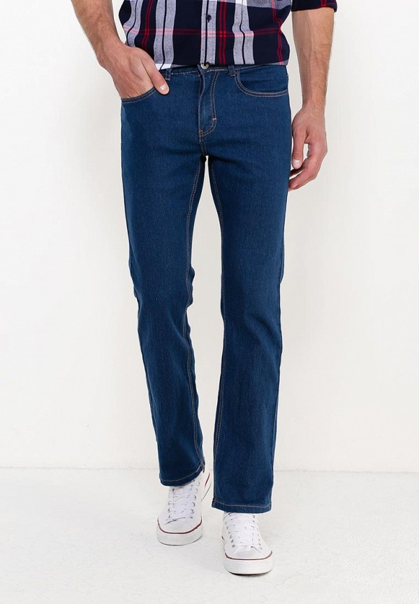 Фото - мужские джинсы Modis синего цвета