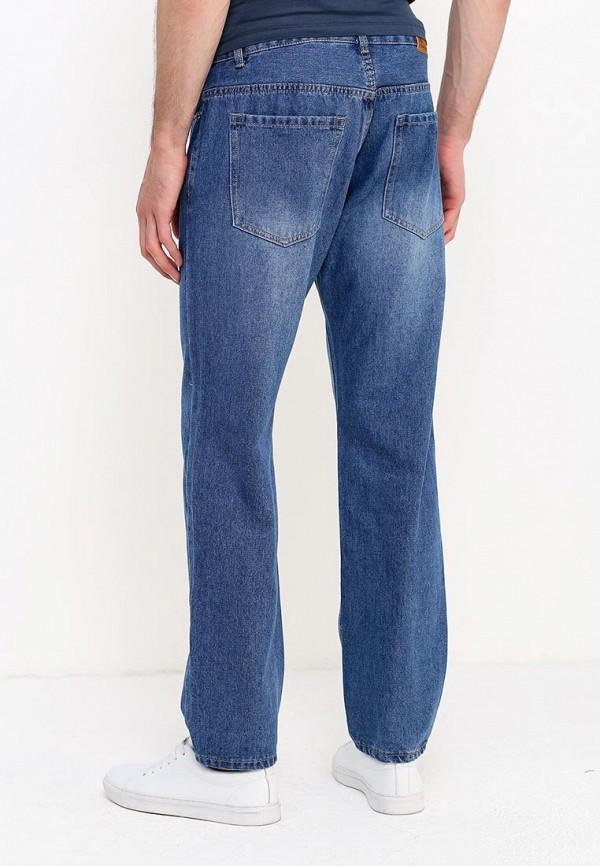 Фото 3 - мужские джинсы Modis синего цвета