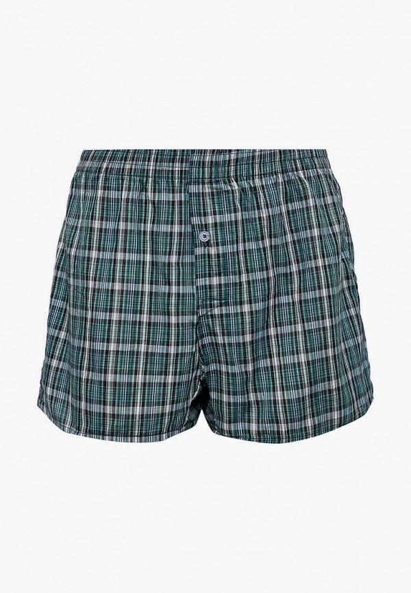 мужские трусы-шорты modis, зеленые